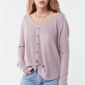 Urban Outfitters Out From Under Purple Jojo Shirt
